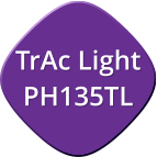 Labino TrAc Light PH135TL Standard MPXL UV Light Button