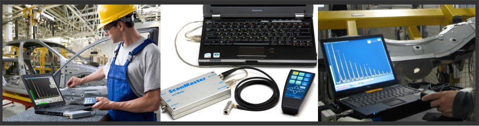 ScanMaster Ultrasonic SpotWeld Inspection Systems